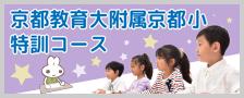 京都教育大附属京都小 特訓コース
